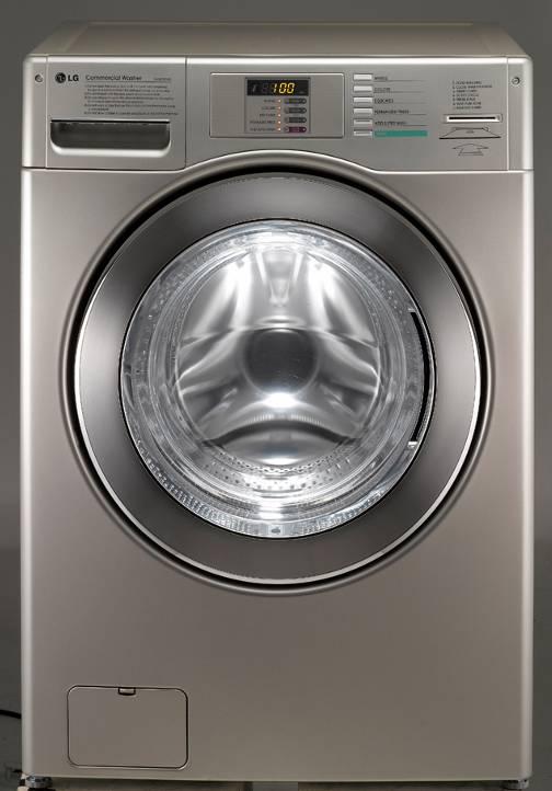 Профессиональная стиральная машина нового поколения LG WD-10467BD с фронтальной загрузкой